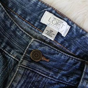 LOFT Jeans - Loft - Ann Taylor - jeans